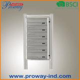 Standplatz kombinierte im Freienmailbox pH-824-Ss-3 freigeben