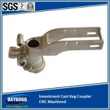 CNC Machinedの投資Cast Keg Coupler