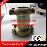 Accoppiamento di tubo flessibile idraulico dell'anello di chiusura di gomma dell'accoppiatore del tubo per Kobelco