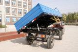 Mini rimorchio di trattore agricolo del deposito idraulico a quattro ruote da vendere