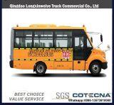 중국 모형 SL6750c3f의 대중적인 학교 버스