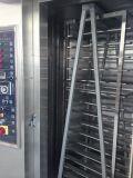 16 Apparatuur van de Keuken van de Bakkerij van het Voedsel van de Machines van het Voedsel van de Machine van het Baksel van de Oven van /Rack van de Oven van het Gas van het dienblad de Roterende (Ce 12/16/32/64/72tray)