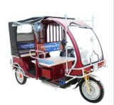 Una buena venta de 60V 1000W pasajero coche triciclo eléctrico