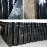 Aluminio autoadhesiva de membrana de impermeabilización de betún