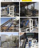 De concrete Machines van het Blok