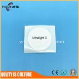 2017 Nuevo Diseño de etiquetas NFC tarjeta Mifare Ultralight C