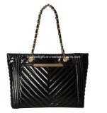 handbag 의 끈달린 가방, 디자이너 형식 숙녀는 PU 핸드백을 고무시켰다