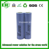 Samsung Battery Cell와 가진 3.7V 2900mAh Icr18650-29e Lithium Battery