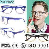 Mão fez Vinage Unissexo Eyewears Óptica Full-Rim Estrutura óculos de madeira