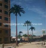 Hot-DIP di 5-50m galvanizzati Media-Fluttuano la torretta di telecomunicazione dell'albero