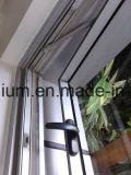 Finestra di alluminio dell'oscillazione o finestra della tenda