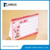 A4 calendario di stampa della parete 4color