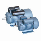 Wechselstrom-einphasig-Elektromotor
