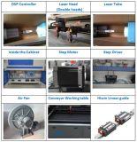 De Scherpe Machine van de laser voor Sportkleding, Activewear, Atletische Kleding, Jersey