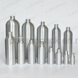 China garrafas de alumínio para embalagem de loção de Spray de cosméticos (PPC-ACB-016)