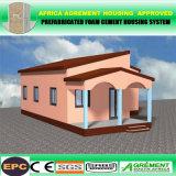 쉬운 설치된 조립식 Prefabricatedc 강철 구조물 이동 사무실 콘테이너 집