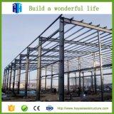 Costruzione di memoria d'acciaio gonfiabile prefabbricata del workshop fatta in Cina