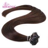 バージンのブラジルのRemyの毛、6A等級の人間の毛髪の拡張