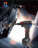 Pneu automatique de pompe de compresseur d'air, 12V gonfleur portatif de pneu de C.C Digitals avec la mesure de Digitals, 3 adaptateurs de gicleurs de flux d'Élevé-Air pour des véhicules, bicyclettes et d'autres gonfleurs
