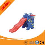 Glissière en plastique de gosses de glissière de cour de jeu de sûreté