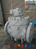"""ANSI/DIN/JIS 6の"""" 600lb鋳造物鋼鉄ワームギヤトラニオンの球弁"""