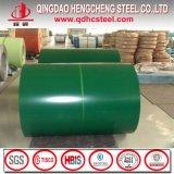 Dx51d'acier galvanisé prélaqué bobine avec une haute qualité