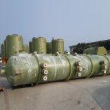 FRP GRP влажных газов Скруббер газов очистки воды в корпусе Tower