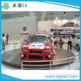 Bewegliches hydraulisches rotierendes Auto-Ausstellung-Stadium auf Förderung