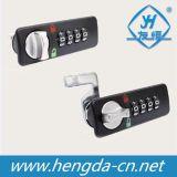 Serrure de code de Cabinet de chiffre de la haute sécurité 4 (YH1203)