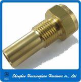 Bronze fazendo à máquina do CNC/peças giradas cobre