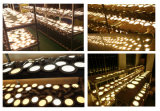 7W LED rebaixada COB fixa luz tecto profundas