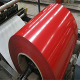 Bobina de aço galvanizado revestido a cores, PPGI e fornecedor PPGL