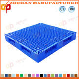 Pálete resistente plástica industrial da bandeja do armazém (Zhp16)