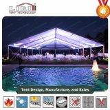 Heißer Verkaufs-im Freien Aluminiumhotel-Gaststätte-Festzelt-Zelte