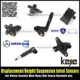 Sensor llano de la suspensión de la altura de la dislocación para los carros