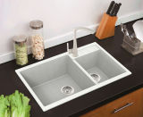 KitchenのためのCupc SGS Verified Quartz Stone Sink