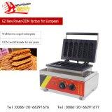 Générateur de gaufre de hot-dog/générateur hot-dog/hot-dog faisant la machine