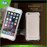 La caja del teléfono caliente y Nueva Galvanoplastia móvil de TPU para el iPhone 6