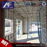 De Vorm van de Bouw van het aluminium voor het Concrete Gieten