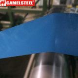 PPGI a enduit la bobine d'une première couche de peinture en acier galvanisée pour la Chambre de toiture en métal