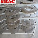Disco stridente di taglio dell'ossido di alluminio