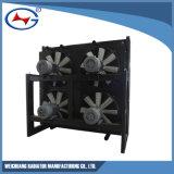 H16V190-5 Aluminio personalizado el agua del radiador de refrigeración