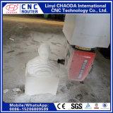 China CNC-Fräser-Maschine für große Marmorskulpturen, Statuen, Pfosten