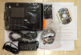 Фингерпринт и карточка удостоверения личности контроль допуска читателя с внутренне камерой (TFT700/ID)