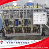 O PVC esfola crosta produção de espuma linha de extrusão