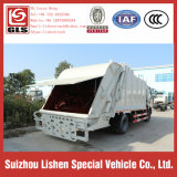 Veicolo della compressa dei rifiuti di Dongfeng 4*2 del camion del compressore dell'immondizia