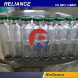 De medische Ampul die van de Flesjes van het Glas en het Afdekken Machine vullen
