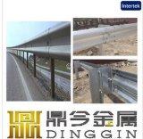 도로 안전을%s Q235B 탄소 강철 난간