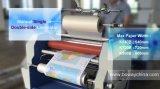 720mm de gran formato de gran tamaño A2 A3 B2 C2 Manual impreso de doble cara único rollo a rollo laminadora Película