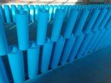 Transportador de rolos de retorno do rolete da engrenagem intermediária para a Usina de carvão